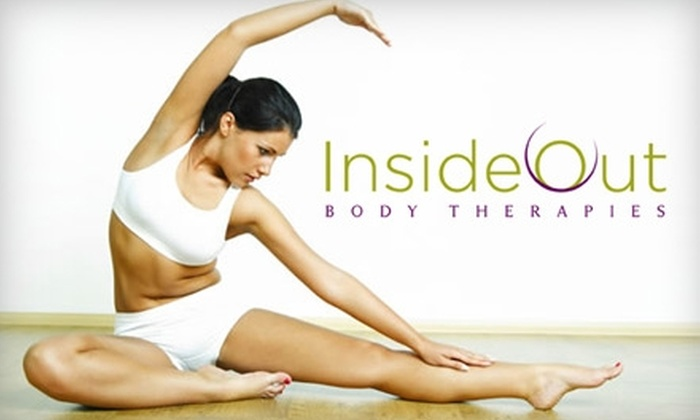 InsideOut Body Therapies - Durham: $15 for Five Group Floor Classes at InsideOut Body Therapies ($65 Value)