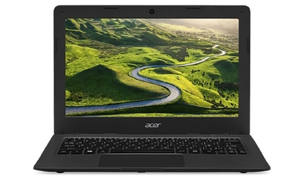 "Acer Aspire One Cloudbook 11.6"" Notebook (Intel Celeron N3050 2GB 32GB SSD - Manufacturer Refurbished) $90"