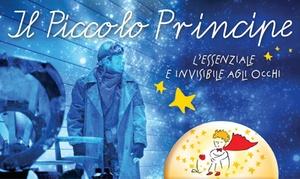 STAGE ENTERTAINMENT: Il Piccolo Principe al Barclays Teatro Nazionale di Milano il 14, 21 e 28 febbraio (sconto 47%)
