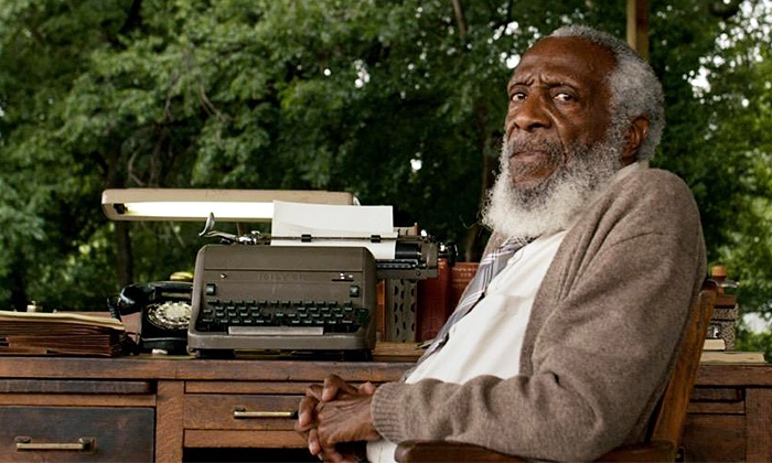 """An Evening with Living Legend Dick Gregory - Sidney Marcus Auditorium : """"An Evening with Living Legend Dick Gregory"""" at Sidney Marcus Auditorium on Saturday, August 29 (Up to 50% Off)"""