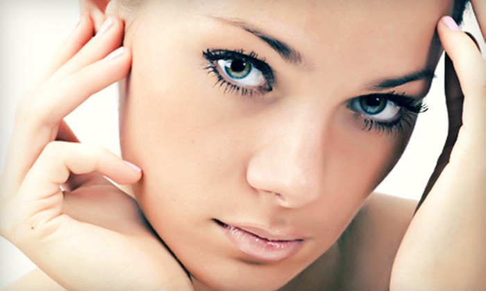 Regina European Skin Care - Downtown: One, Two, or Three Microcurrent Face-Lifts at Regina European Skin Care (Up to 56% Off)