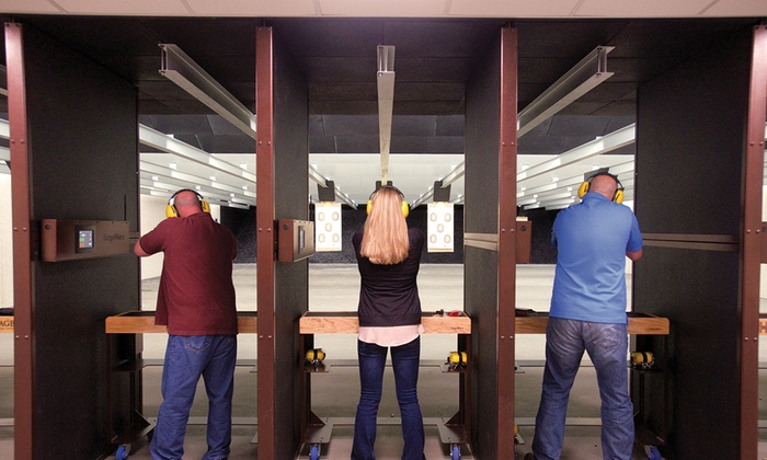 Heritage Training and Shooting Center - Ballenger Creek: Up to 46% Off Gun Training at Heritage Training and Shooting Center