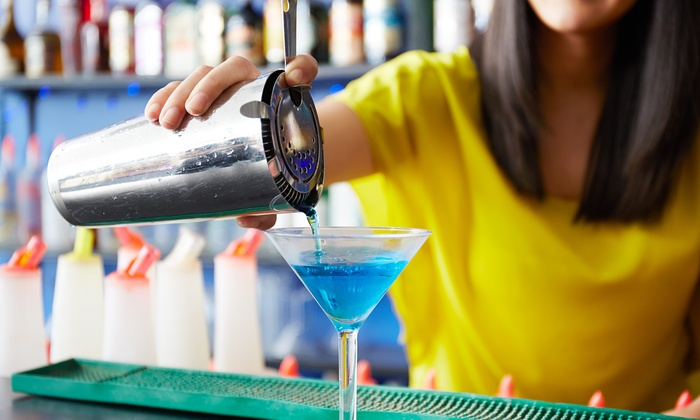 Online Bartending, Catering, and Other Food Service Training Courses from Bartender & Barista (Up to 96% Off)