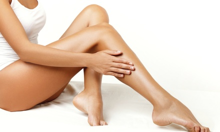 Five Laser Hair-Removal Treatments on a Small, Medium, Large, or Extra-Large Area at Jiva MedSpa (Up to 84% Off)
