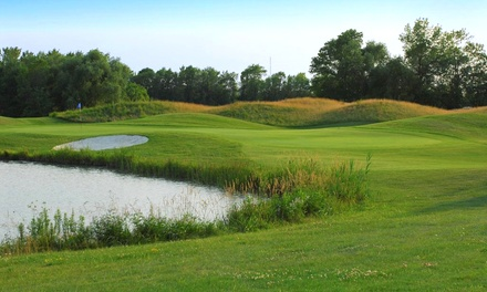 $99 for 18-Hole Round of Golf for Two with Cart Rental at Royal Niagara Golf Club (Up to $179 Value)