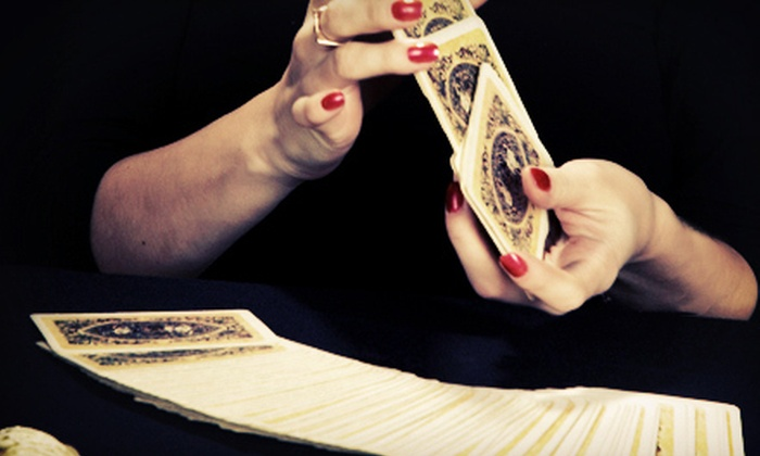 Astrology Boutique - Multiple Locations: Tarot Reading for One or Reading for Two with Crystals at Astrology Boutique (Up to 75% Off)