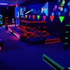 $10 for Black-Light-Game-Room Outing in Buchanan
