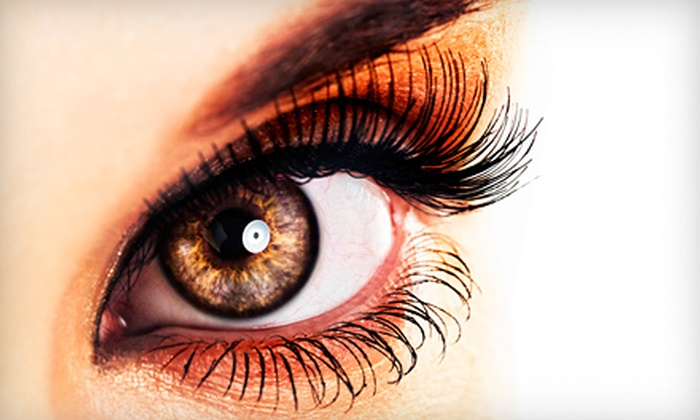 COR Cosmetics - Midtown: $29 for a Cry Baby Semipermanent Mascara Application at COR Cosmetics ($65 Value)