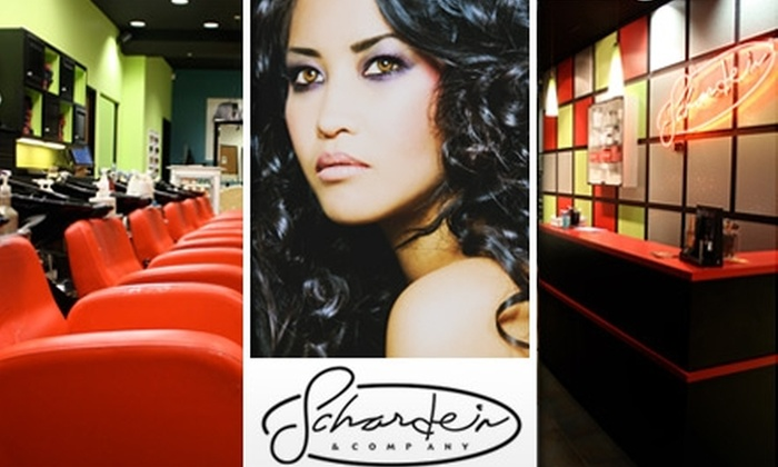 Schardein & Company - Central Oklahoma City: $35 for $75 Worth of Hair Services, Skin Services, and More at Schardein & Company