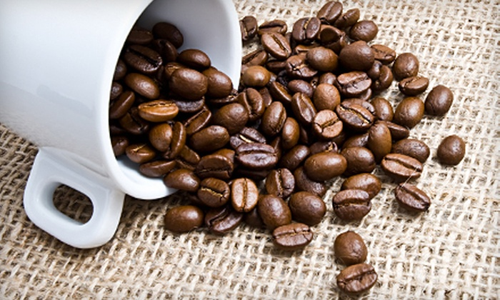 Blend of Buckroe - Hampton: $25 for a Coffee-Tasting Package for Two with 12 Tastings and a Sample Bag of Coffee at Blend of Buckroe ($65 Value)