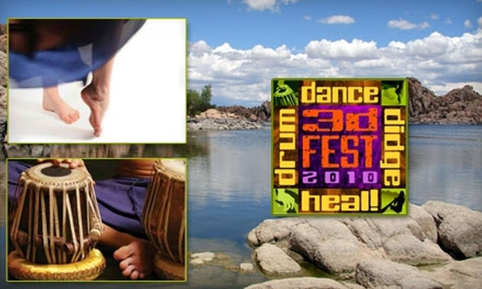 3DFest - Prescott: $24 for an All-Access Weekend Pass to the 3DFest, August 20–22 ($55 Value)