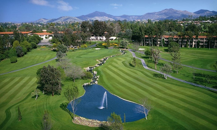 Rancho Bernardo Inn Golf Resort & Spa - Northeastern San Diego: One-Night Stay with Golf or Spa Package at Rancho Bernardo Inn Golf Resort & Spa in San Diego