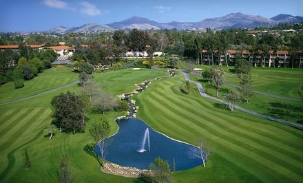 Option 1: Stay with Golf Package, Valid in May  - Rancho Bernardo Inn Golf Resort & Spa in San Diego