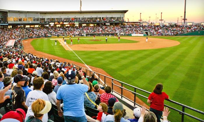 Corpus Christi Hooks - Central City: $36 for 12 Tickets to Corpus Christi Hooks Minor League Baseball Games ($72 Value)