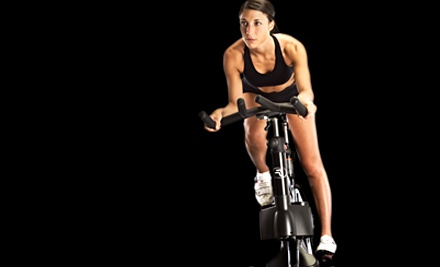 5 Indoor Cycling Classes (an $85 value) - Fit Ryde Indoor Cycling & Fitness Studio in West Chester