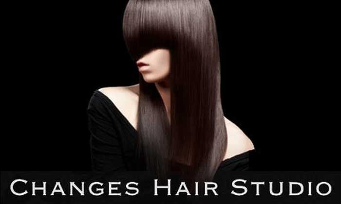 Changes Hair Studio - Edmond: $20 for $50 Worth of Hair Services, Mani-Pedis, and Waxing at Changes Hair Studio in Edmond