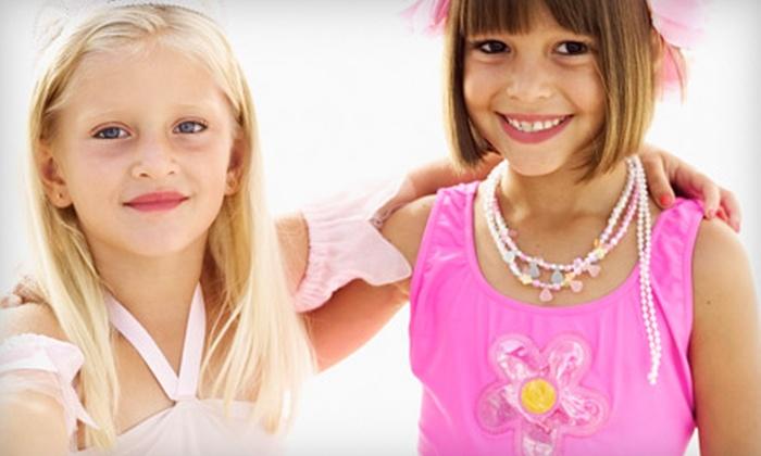 Salon 36 Kids - Pikesville: $25 for a Kids' Salon Day at Salon 36 Kids in Pikesville ($56 Value)
