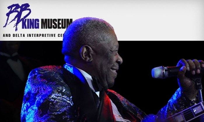B.B. King Museum and Delta Interpretive Center - Indianola: $10 for Two Adult Admissions to the B.B. King Museum and Delta Interpretive Center in Indianola