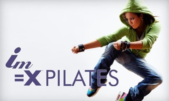 im=X Pilates Studio - Mission: $20 for Five Zumba Classes at IM=X Pilates Studio (Up to $75 Value)