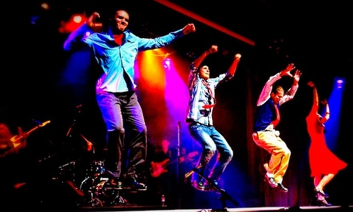 """Rhythmic Circus - Cedarburg: $37 for Two Tickets to Rhythmic Circus Performance of """"Feet Don't Fail Me Now"""" at Cedarburg Performing Arts Center ($74 Value)"""