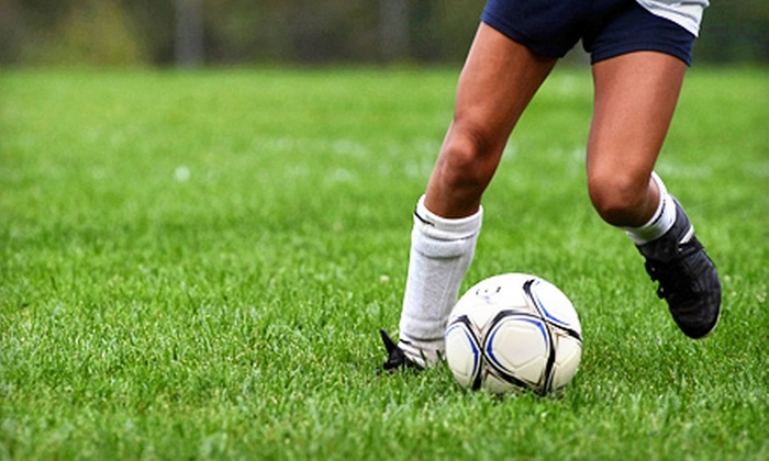 Brandao Soccer - Metuchen: Five-Day Soccer Camp for Kids or Teens from Brandao Soccer (62% Off)