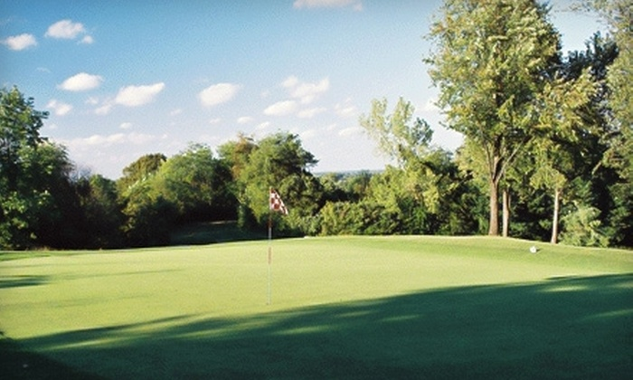 Bluff Creek Golf Course - Greenwood: $19 for Round of Golf for Two (Up to $38 Value) or $275 for a 2011 Membership (Up to $550 Value) at Bluff Creek Golf Course in Greenwood