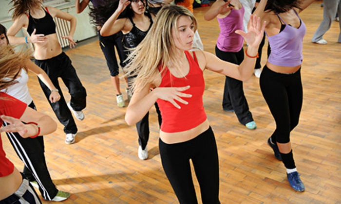 GL Dance Fitness - Cherry Valley: 10 or 20 Zumba Classes for Adults or a Six-Week Session of Zumbatomic for Kids at GL Dance Fitness (Up to 63% Off)