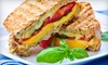 New York Deli & Pastri Co. - Greensboro: $10 for Deli Sandwiches and Drinks for Two at New York Deli and Pastry Restaurant in Greensboro (Up to $19.68 Value)