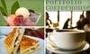 Portfolio Coffeehouse / Portfolio Annex - Multiple Locations: $10 for $20 Worth of Coffee and Café Eats at Portfolio Coffeehouse in Long Beach