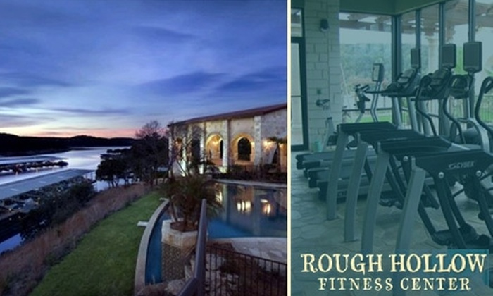 Rough Hollow Fitness Center - Rough Hollow: $75 for Three One-Hour Personal-Training Sessions at Rough Hollow Fitness Center ($225 Value)