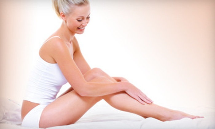 Aesthetic Allure - Gravesend: Laser Hair Removal for a Small, Medium, or Large Area or Full Body at Aesthetic Allure in Brooklyn (Up to 91% Off)