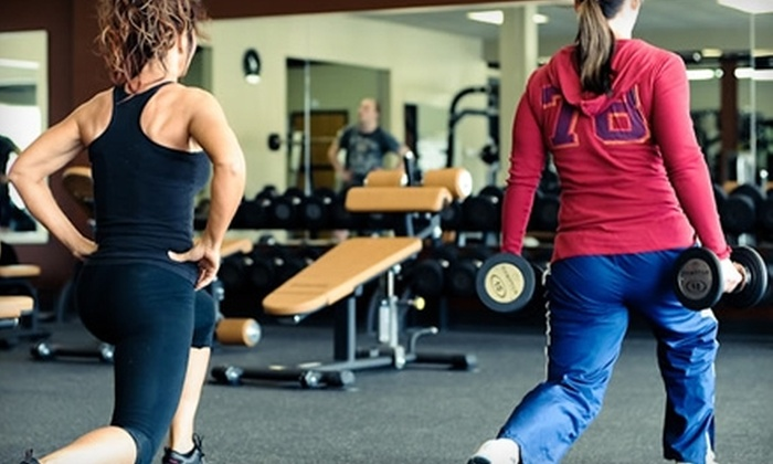 Impact Fitness - Kansas City: $20 for a One-Month Membership ($50 Value) or $49 for Two Personal-Training Sessions at Impact Fitness ($120 Value)