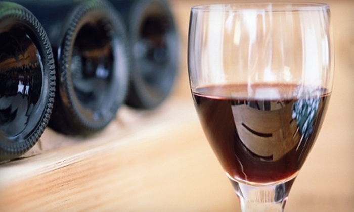 Briar Rose Winery - Murrieta: $25 for a Wine Tasting for Two at Briar Rose Winery ($50 Value)