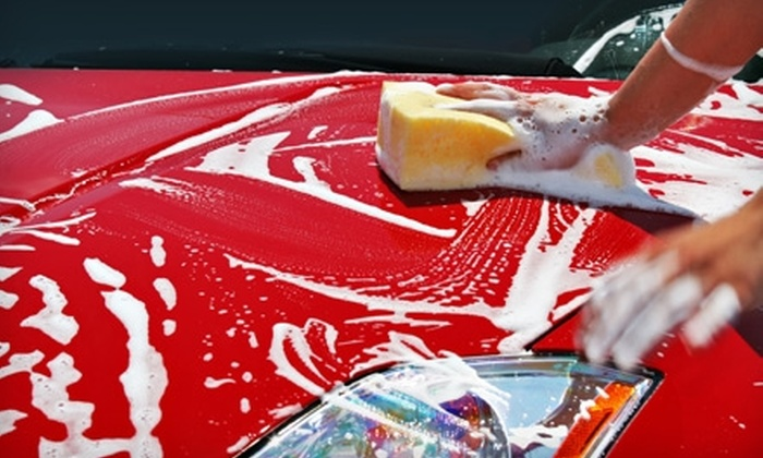 Blue Spring Auto Wash - Orange City: Car-Wash Services at Blue Spring Auto Wash in Orange City. Three Options Available.