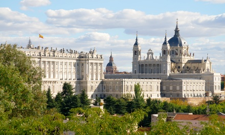 Madrid: 1, 2 o 3 noches en apartamento para 1 o 2 personas con late check-out y opción a desayuno en Eurobuilding 2