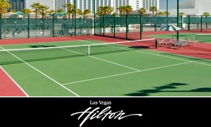 Las Vegas Hilton Tennis - Winchester: $25 for Three Tennis Classes Plus Racket Rental at Las Vegas Hilton Tennis ($85 Value)