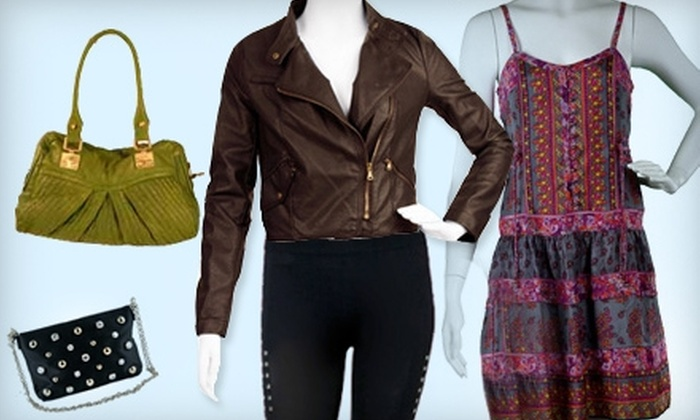 Lilac and Lilies - Coral Ridge: $25 for $50 Worth of Women's Boutique Apparel at Lilac and Lilies
