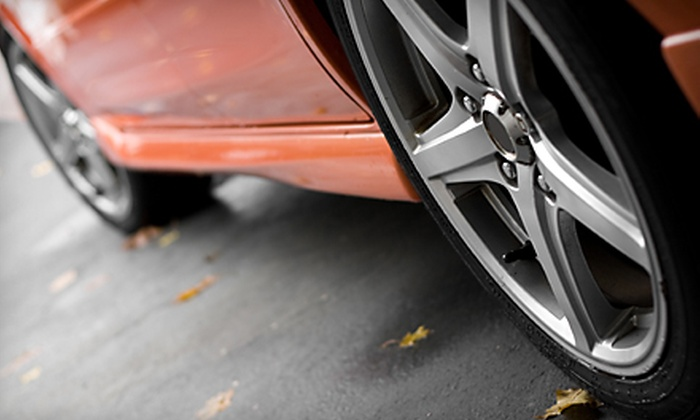 Suburban of West Michigan - Grand Rapids: $19 for an Oil-Change Package at Suburban of West Michigan (Up to $60 Value)