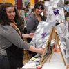 26% Off Painting Class at Brush It Off Paint & Sip Bar