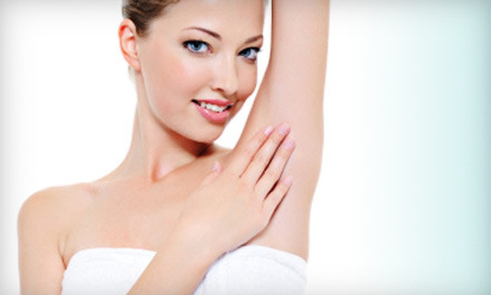 Visage Skincare Spa and Cosmetic Laser Center - Farmingville: Laser Hair Removal at Visage Skincare Spa and Cosmetic Laser Center in Farmingville (Up to 91% Off). Four Options Available.