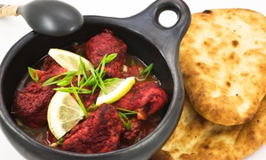 Khalifa Indian Restaurant: 10% Off Purchase of $40 or More at Khalifa Indian Restaurant
