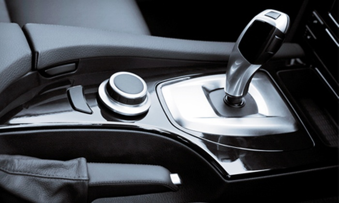 Speedy Green Car Wash - Manassas Park: $49 for $110 Worth of Auto-Detailing Services at Speedy Green Car Wash in Manassas Park