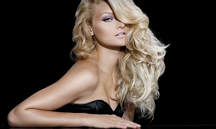 Graffiti Hair Studio - Mt. Pleasant: $80 for Haircut, Partial Highlights, Awapuhi Ginger Treatment, and Waxing Services ($170 Value) or $99 for Three PCA Skin Chemical Peels ($255 Value) at Graffiti Hair Studio in Mt. Pleasant