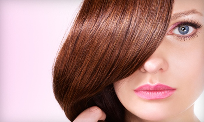 Amy's Salon Services - Highline: $99 for $300 Toward a Brazilian Blowout, Yuko Anti-Frizz, or Zerran Reallisse Hair-Smoothing Treatment at Amy's Salon Services