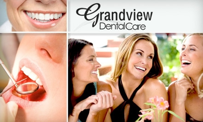 Grandview Dental Care - Grandview Heights: $69 for a Comprehensive Exam, Panographic and Bitewing X-Rays, and a Cleaning at Grandview Dental Care ($326 Value)