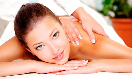 One Hour Full Body Massage for One ($45) or Two People ($79) at B Pampered Massage & Beauty Therapy (Up to $150 Value)
