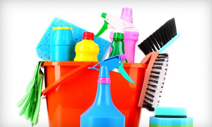 Custom Maid Service - Multiple Locations: Housecleaning from Custom Maid Service. Two Options Available.