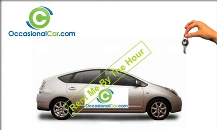 OccasionalCar - Denver: $25 for Trendy Plan Membership and $50 of Driving Credits at OccasionalCar
