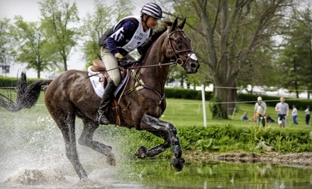 Rolex Kentucky Three-Day Event on Sat., Apr. 30 at 9:30AM - Rolex Kentucky Three-Day Event in Lexington