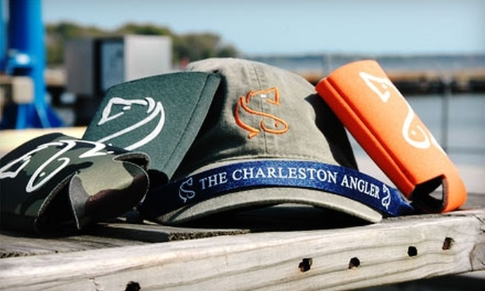 Charleston Angler - Multiple Locations: $20 for $40 Worth of Fishing Gear and Apparel at the Charleston Angler